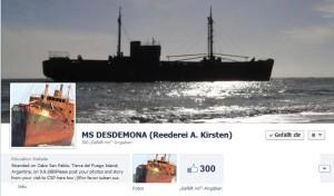 Desdemona Facebook