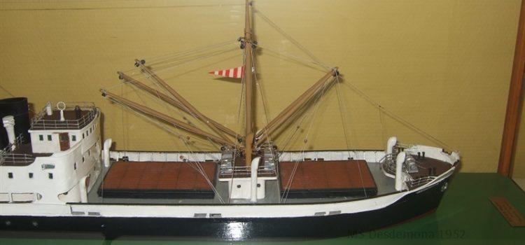 Buscamos al modelo del barco MS Cleopatra