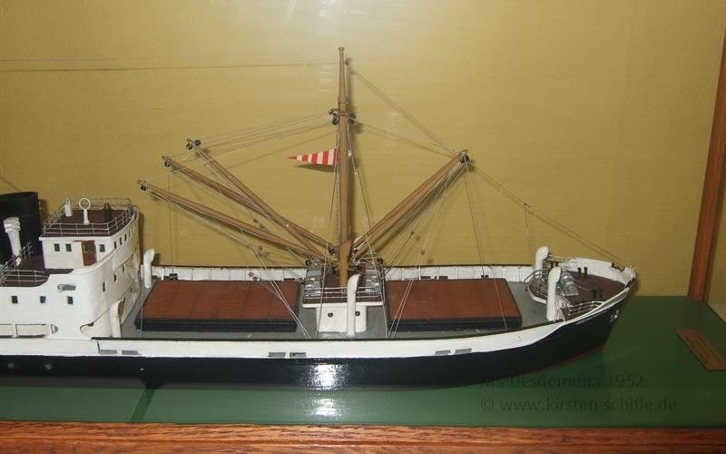 MS Desdemona 1952