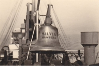Schiffsglocke Silvia (1938)